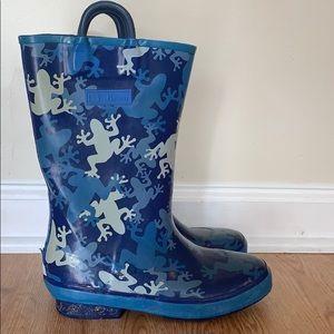 L.L Bean Frog Rain Boots